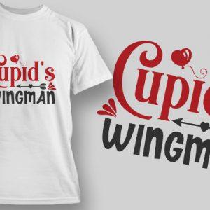 Én vagyok Cupido szárnysegédje