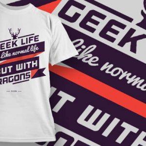 A geek élet olyan, mint a normális csak sárkányokkal