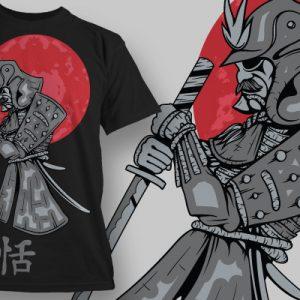 Tiszteletet érdemel minden szamuráj