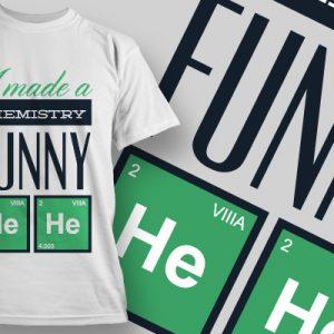 Vicces ez a kémia, nemde?