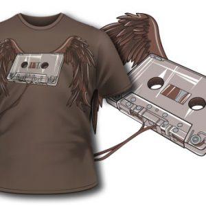 A zenétől szárnyakat kapsz, hogy repülj